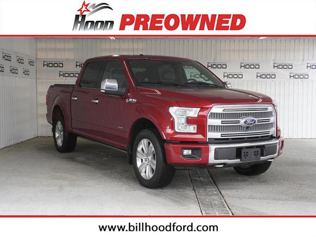 used 2015 Ford F-150 car, priced at $34,923