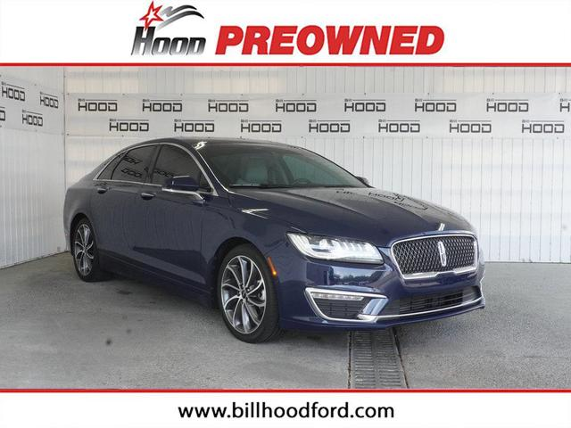 used 2018 Lincoln MKZ car, priced at $28,988