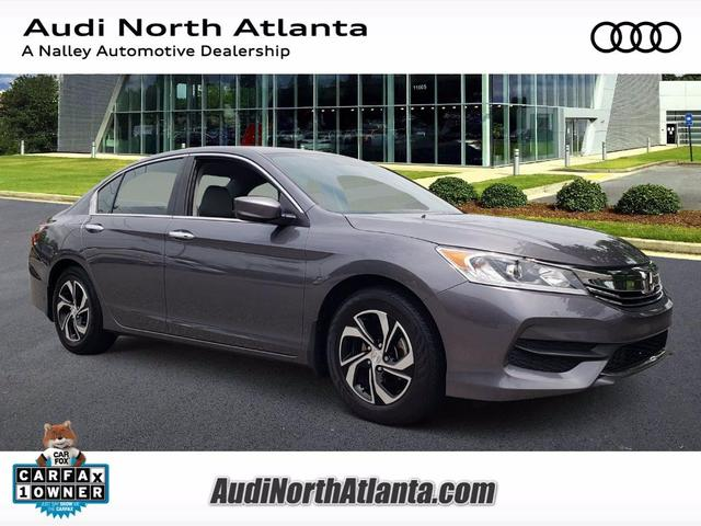 used 2017 Honda Accord car, priced at $19,991