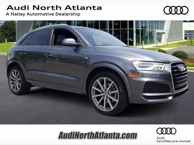 used 2018 Audi Q3 car, priced at $28,591