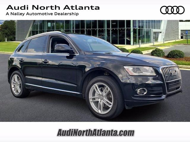 used 2016 Audi Q5 car, priced at $21,281
