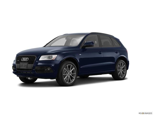 used 2016 Audi Q5 car, priced at $27,991
