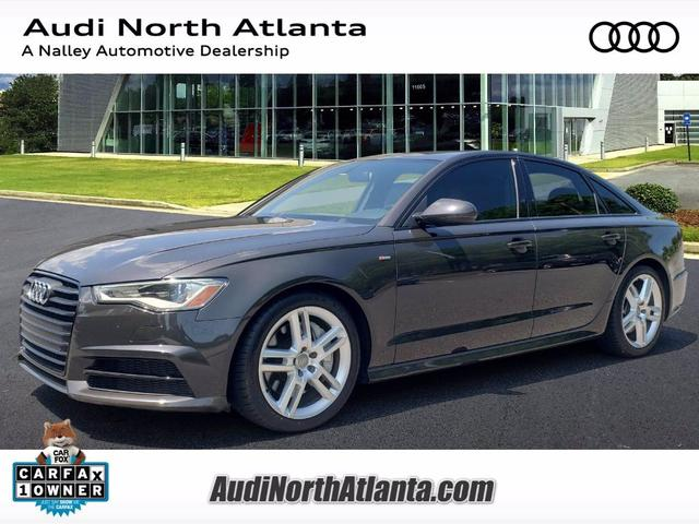 used 2016 Audi A6 car, priced at $26,591