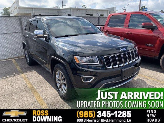 used 2014 Jeep Grand Cherokee car, priced at $19,570