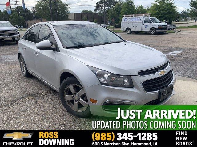 used 2016 Chevrolet Cruze Limited car, priced at $10,902