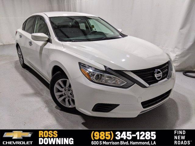 used 2018 Nissan Altima car, priced at $20,533