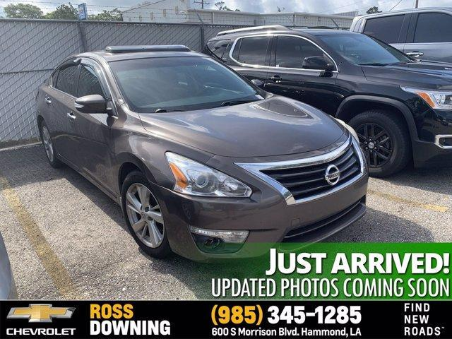 used 2015 Nissan Altima car, priced at $11,114