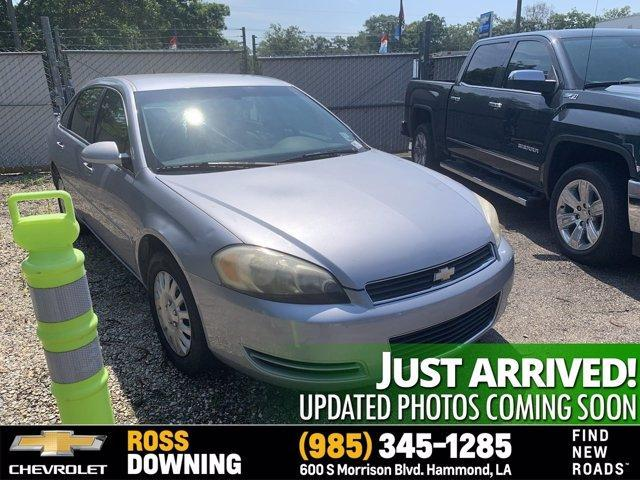 used 2006 Chevrolet Impala car, priced at $5,994