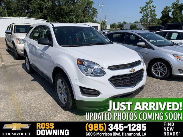 used 2016 Chevrolet Equinox car, priced at $16,989