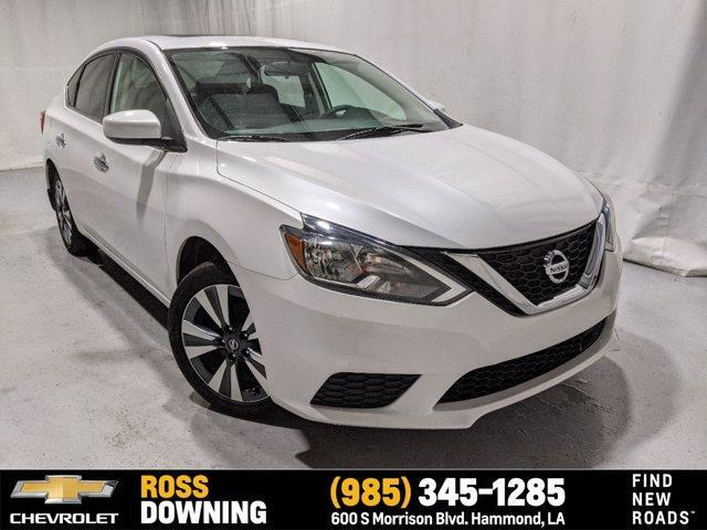 used 2019 Nissan Sentra car, priced at $18,099