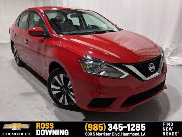 used 2019 Nissan Sentra car, priced at $20,574