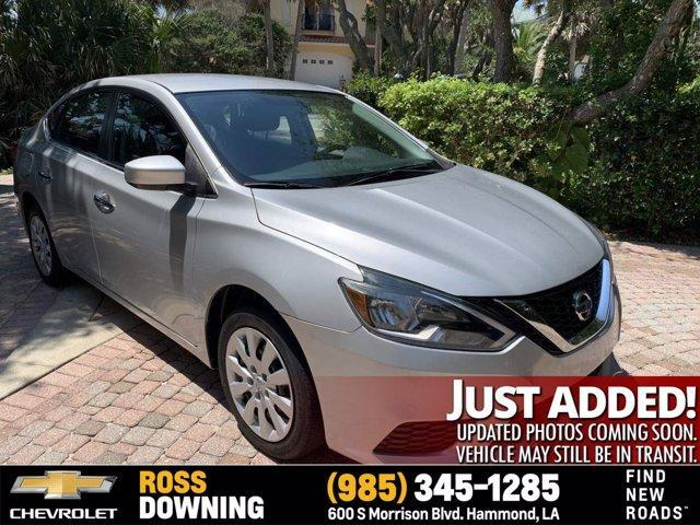 used 2019 Nissan Sentra car, priced at $17,983