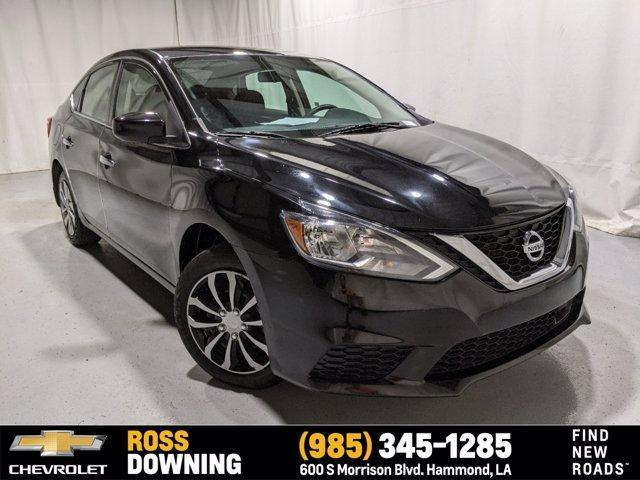 used 2019 Nissan Sentra car, priced at $17,373