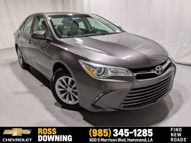 used 2016 Toyota Camry car, priced at $15,987