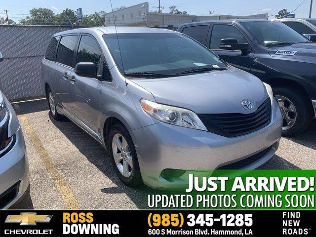 used 2013 Toyota Sienna car, priced at $14,242