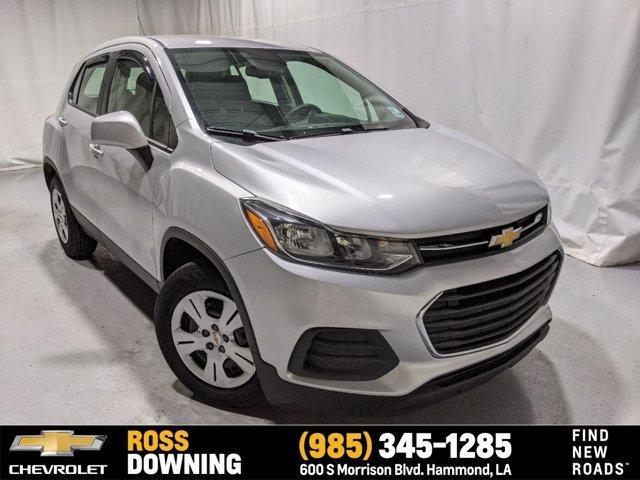 used 2017 Chevrolet Trax car, priced at $15,989