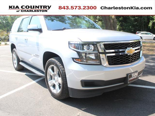 used 2018 Chevrolet Tahoe car, priced at $45,384