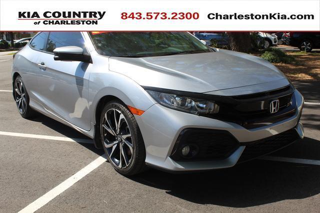 used 2018 Honda Civic car, priced at $23,815