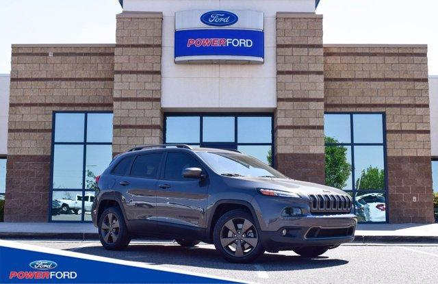used 2017 Jeep Cherokee car, priced at $17,920