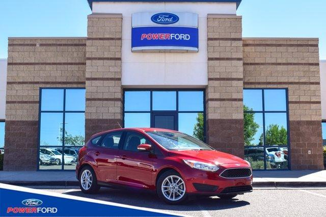 used 2017 Ford Focus car, priced at $20,921