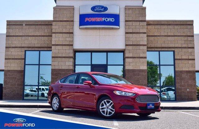 used 2014 Ford Fusion car, priced at $18,921