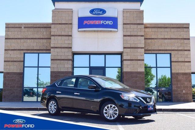 used 2018 Nissan Sentra car, priced at $21,920