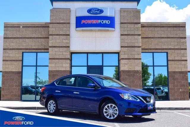 used 2019 Nissan Sentra car, priced at $18,920