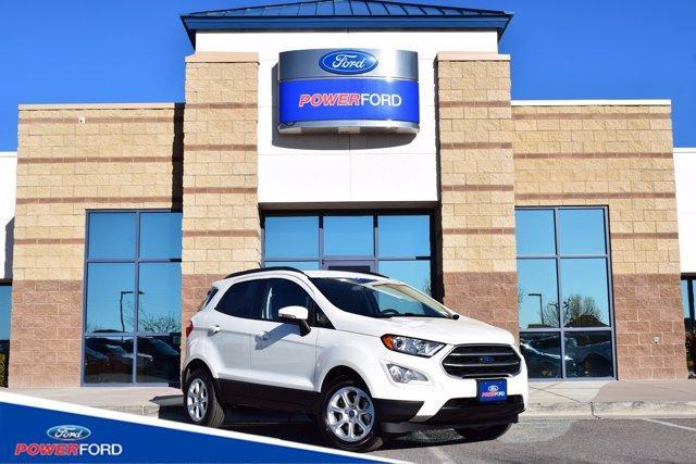 new 2020 Ford EcoSport car, priced at $19,111