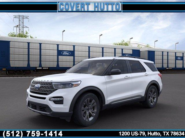 new 2021 Ford Explorer car, priced at $41,770