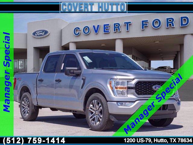 new 2021 Ford F-150 car, priced at $42,115