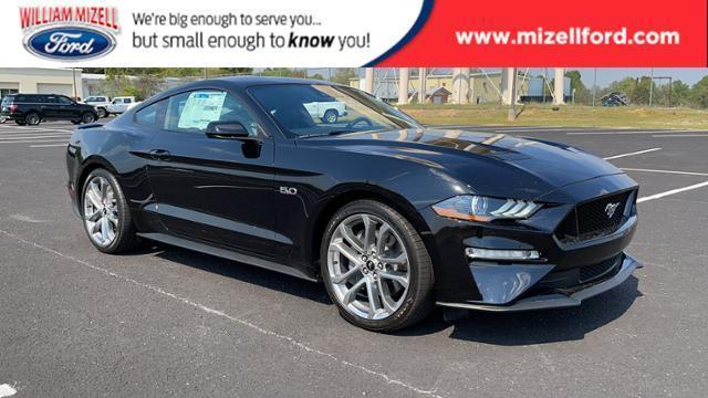 new 2021 Ford Mustang car, priced at $46,324