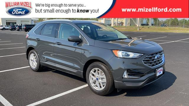 new 2021 Ford Edge car, priced at $38,779