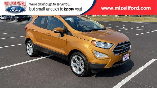 new 2021 Ford EcoSport car, priced at $23,189