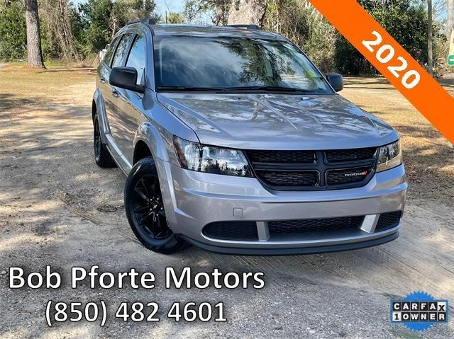 used 2020 Dodge Journey car