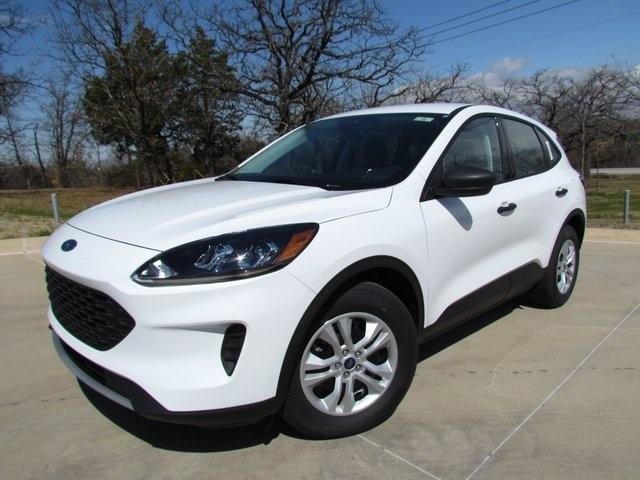 new 2021 Ford Escape car, priced at $25,888