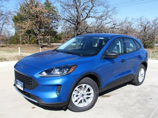 new 2021 Ford Escape car, priced at $26,388