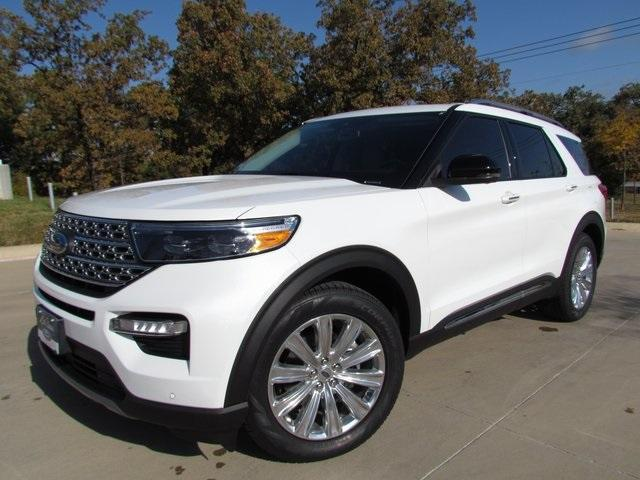 new 2021 Ford Explorer car, priced at $46,188