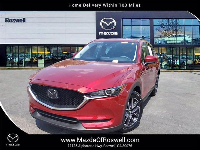 used 2018 Mazda CX-5 car, priced at $25,997