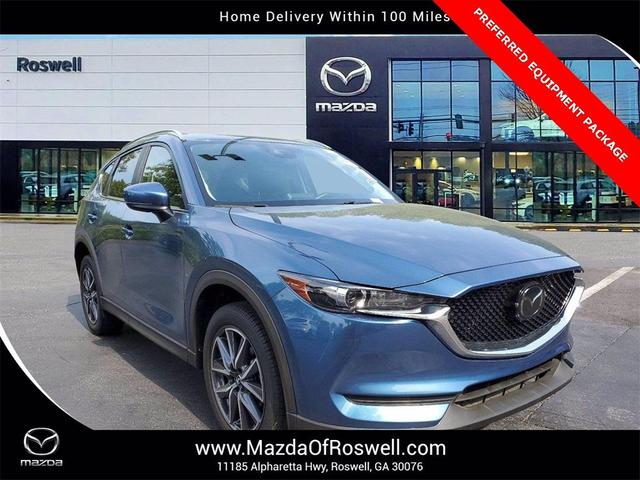 used 2018 Mazda CX-5 car, priced at $26,997