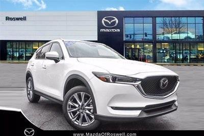 new 2021 Mazda CX-5 car, priced at $31,149