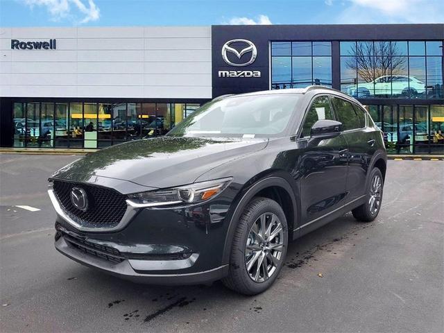 new 2021 Mazda CX-5 car, priced at $39,877