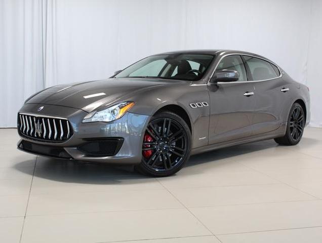 used 2017 Maserati Quattroporte car, priced at $52,950