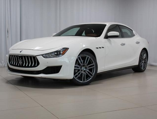 used 2018 Maserati Ghibli car, priced at $43,950