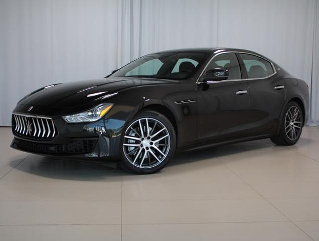 used 2018 Maserati Ghibli car, priced at $45,950