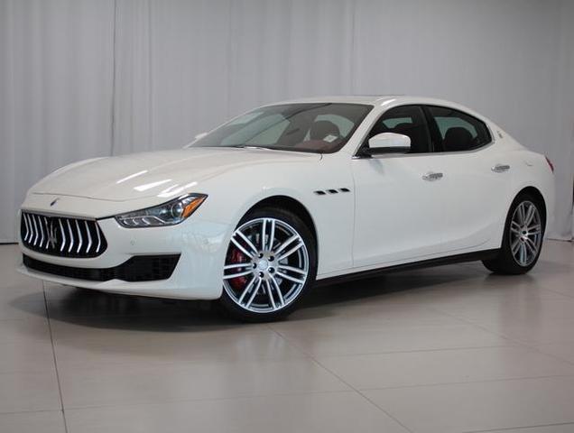 used 2018 Maserati Ghibli car, priced at $50,950