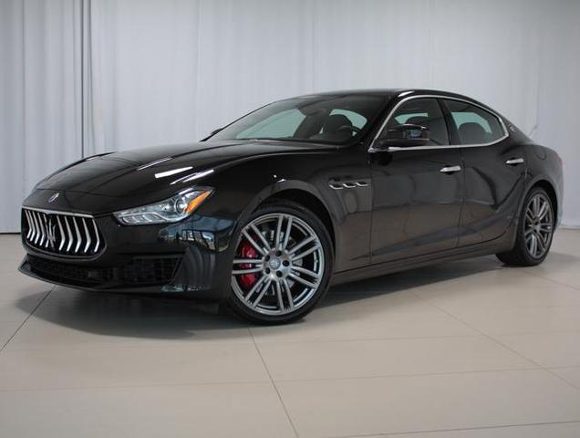 used 2018 Maserati Ghibli car, priced at $49,950