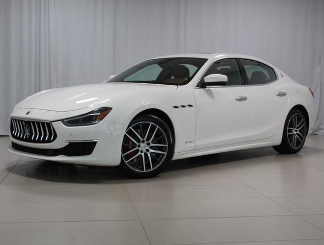 used 2018 Maserati Ghibli car, priced at $48,950