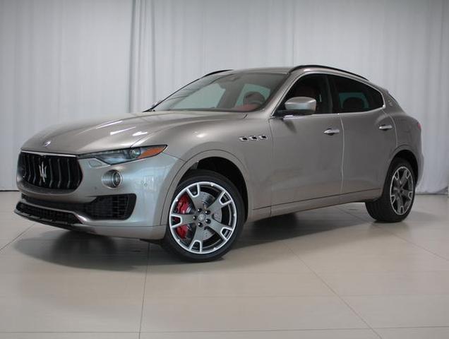 used 2017 Maserati Levante car, priced at $53,950