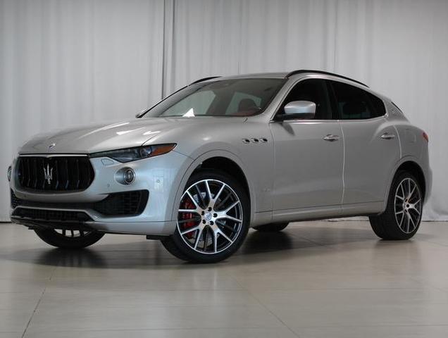 used 2018 Maserati Levante car, priced at $62,450