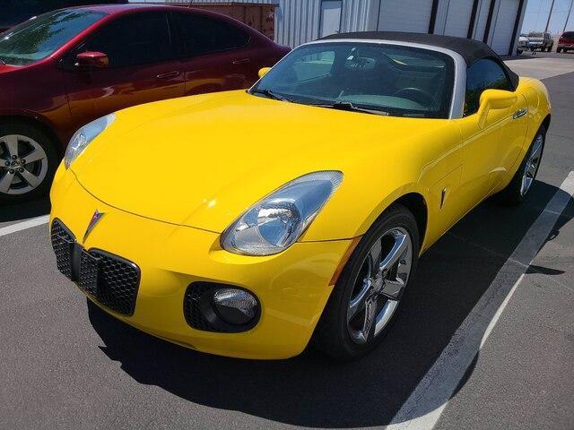 used 2008 Pontiac Solstice car, priced at $12,609